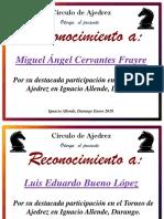 Ignacio Allende 2019