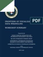 Frontiers of Data Visualization Workshop II