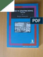 Daniel Goffman - Izmir Ve Levanten Dunya
