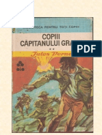 Povești Și Nuvele-1971 19 Jules Verne-Copiii Capitanului Grant V2