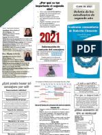 clemente newsletter spanish