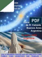MIRTA VARGAS DE ARGENTINA  MEDIA 9 CALZADA Cat B 2° grupo 1ª Actividad
