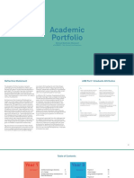 Academic Portfolio Final