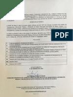 Convocatoria Primera Sesion Ordinaria 2019 Del Consejo Consultivo Itei