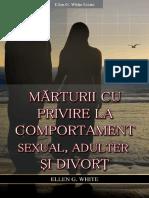 Marturii cu privire la comportament sexual, adulter si divort.pdf