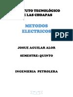 Metodos Electricos Ing Petrolera
