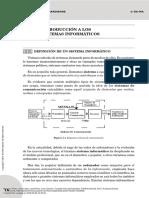 Historia y evolucion de los sistemas informáticos i