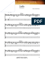 SH - Truefire Bass Essentials Traffic - Groove 8