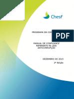 A Manual de Compliance - 2ª Edição - Chesf