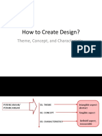 How to create design
