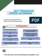 Sistemas y Técnicas de Control de Pérdidas