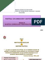 022 Alicia R. W. de Camilloni Justificación de La Didáctica