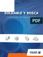 Catalogo Lineas Soldable Rosca