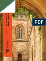 SydneyUni Study Abroad Guide 2019