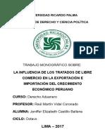 Tlc Monografia de Aduanero Final