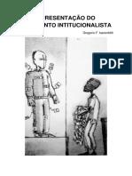 Apresentação Do Movimento Institucionalista