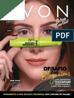 Folheto Avon Cosméticos - 07/2019