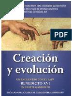 HORN, S. O. y WIEDENHOFER, S. (dir), Creacion y evolucion, Claret, 2008.pdf