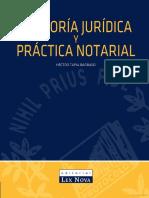 Asesoría Jurídica y Práctica Notarial