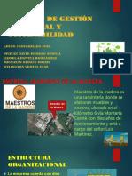 Maestros de La Madera