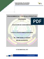 Ensayo Unidad Formación Profesional 1