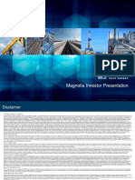 TPGE Magnolia Investor Presentation 3.20.18