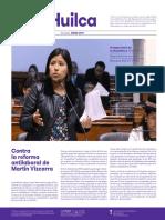 Boletín 05 | Agosto 2018 - Enero 2019