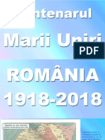 Marea Unire 1918 Diapozitive