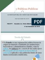 Estado y Políticas Publicas