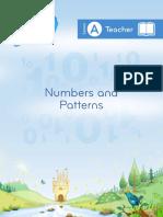 A-Numbers & Patterns Teacher USA