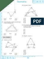 Triangulos Parte 2 Clasificaion y Angulos Formados