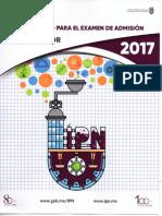 Guia de Estudio Nivel Superior 2017