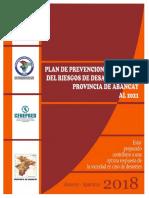 Pprrd Prov Abancay Al 2021 - Preliminar