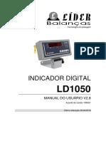Indicador Digital Ld1050