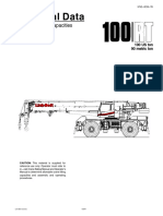 tabla de capacidadd rt100