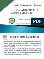 Educacion Ambiental y Medio Ambiente