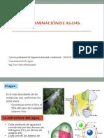 Clase 01 - Aguas Naturales y Fuentes de Contaminación