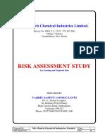 Kcil Risk Assessment