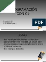 Programación Con c#-Bucles