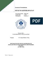Bpkm Etika & Hukum Keperawatan (1)