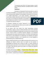 ANTECEDENTES CIENTÍFICOS 2019