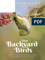Your Backyard Birds Chapter Sampler