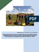 Propuesta  ESTUDIO APROVECHAMIENTO HIDRICO SUBTERRANEO CABANILLA(1).pdf