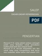 DDK KLS X - SALEP