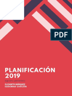 Planificacion 2019
