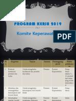 Program Kerja 2019