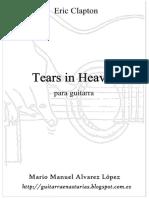 Clapton E. Tears in Heaven.pdf