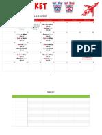 tee ball 2019 schedule
