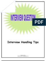 Interview Question Asked