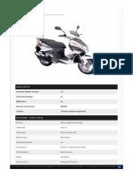 Lifan Lf125t-26 Scooter-dz